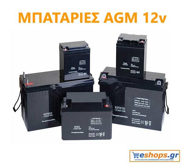 Battery AGM