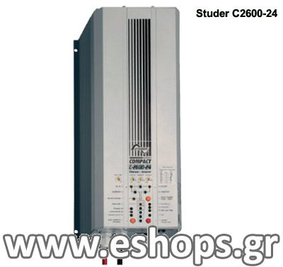 Studer C 2600-24