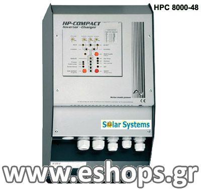 Studer HPC 8000-48