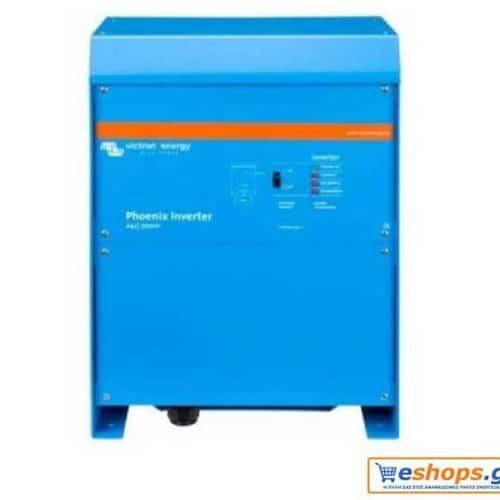 Inverter Καθαρού Ημιτόνου VICTRON 5.000VA 48V Compact (Phoenix C 48/5000) για Φωτοβολταϊκά