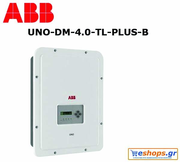 Inverter Δικτύου ABB IV UNO-DM-4.0-TL-PLUS-B
