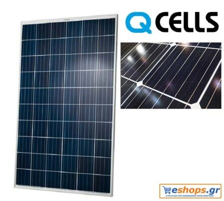 Φωτοβολταϊκό Q CELL - Q PLUS G4.3 285W - 285 watt